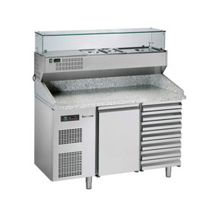 Mesa Refrigerada para Pizza BPZ163A - Angelo Po